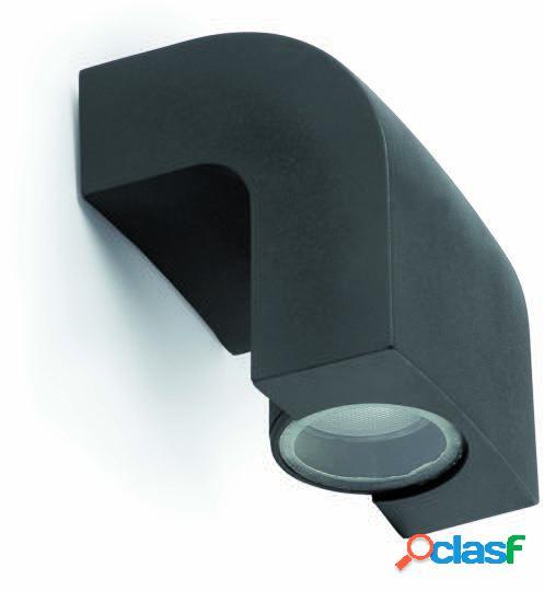 Wellindal Aplique Klamp Gris Oscuro 1Xgu10 35W