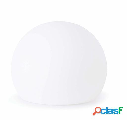 Wellindal Balda -g d50cms 1 luz e27 15w blanco