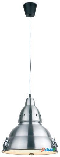 Wellindal Colgante Siria Aluminio 1X E27 60W