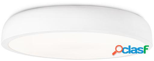 Wellindal Plafón Cocotte-S Blanco 1Xt5 40W