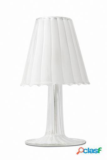 Wellindal Sobremesa Mistral Vidrio Pirex 1 Luz G9