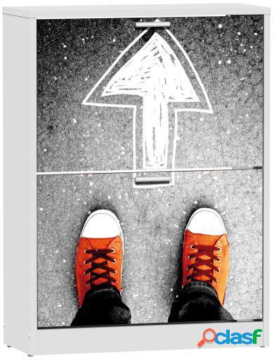 Wellindal Zapatero de 2 trampones due Zapatos