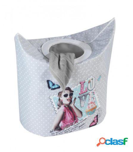 Wenko Pongotodo Crazy Love cesta para la ropa