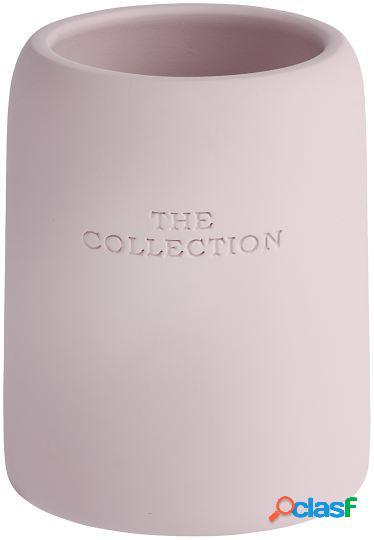 Wenko Vaso de dientes The Collection rosa