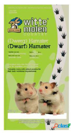 Witte Molen Country Hamsters Enanos 800 g 800 GR