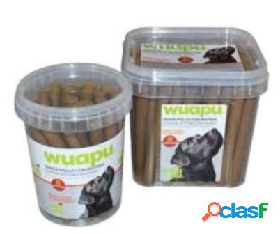 Wuapu Snacks de Pollo con Biotina para Perros 300 GR