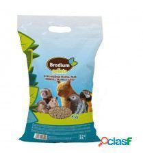 Yagu Bradium Pellets Lecho Higienico Vegetal 8 L