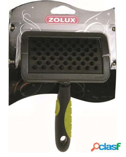 Zolux Carda de goma para perro Medium