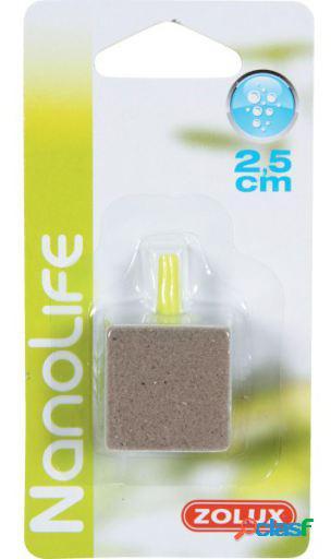 Zolux Difusor De Aire Cubico 2.5Cm para acuario