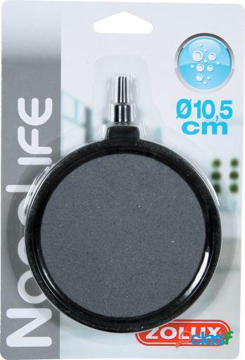 Zolux Difusor de aire disco negro 10.5Cm