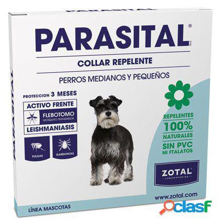 Zotal Parasital Collar para Perros Medianos y Pequeños 58