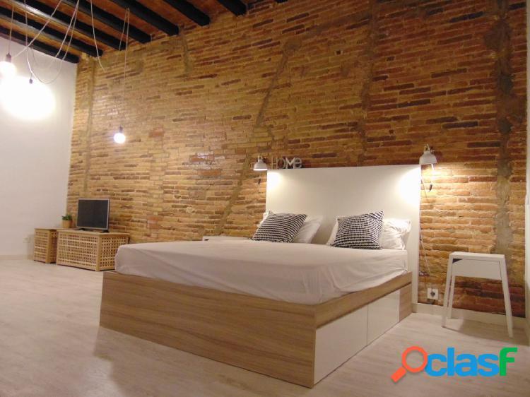 Piso en venta en Sitges centro con licencia turistica para