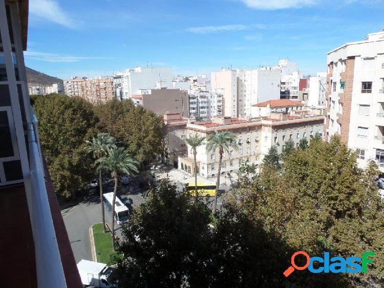 Se alquila piso en Paseo Alfonso XIII - admiten estudiantes-