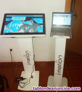 Se vende: equipo i-motion ems inalambrico-pack-duo -2