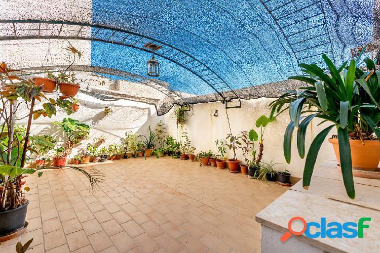 Se vende piso con terraza en Inca