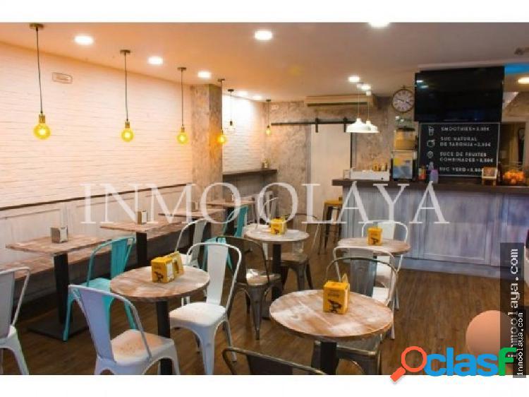 Traspaso Panadería Cafetería zona de les Corts