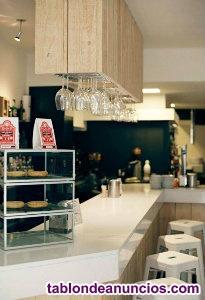Magnifica cafeteria -restaurante zona ministerios