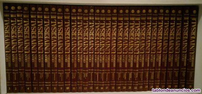 Historia universal enciclopedia