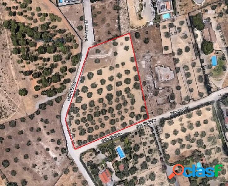 Venta de parcela en Las Gabias (Zona Cortijo de San Javier)