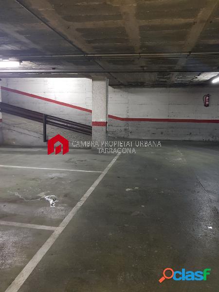 En venta plaza de parking Rambla Nova de Tarragona