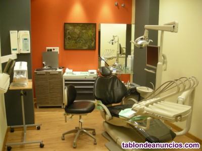 Gabinete dental completo de alta gama con sillón kavo
