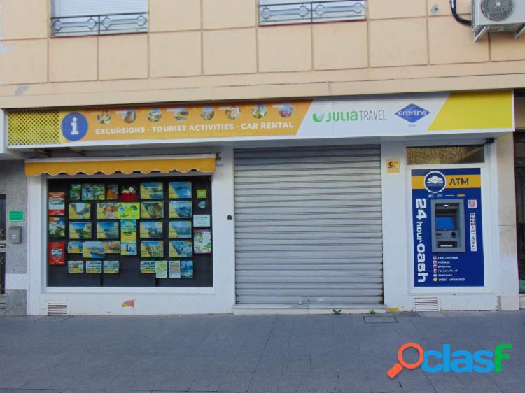 LOCAL COMERCIAL JUNTO C/ SAN MIGUEL TORREMOLINOS