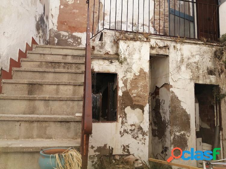 ¡¡¡ OPORTUNIDAD CASA PARA REFORMAR EN ZONA DE SAN