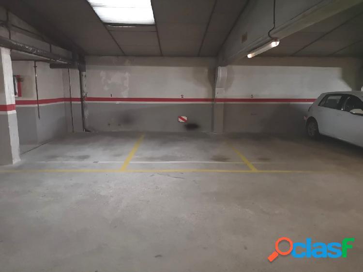 Plazas de parking a la venta