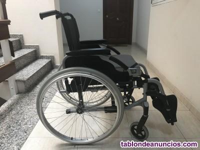Silla de ruedas invacare action 2 ng