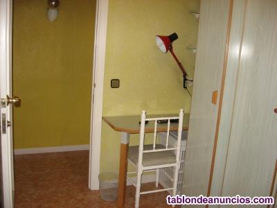 Habitacion para chjco o chica estudiante