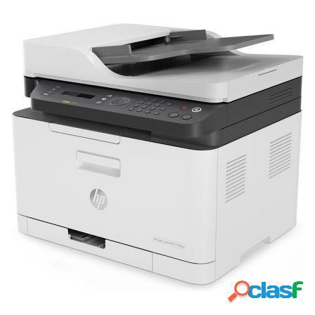 Multifuncion hp laser color wifi con fax 179fnw - 19/4ppm