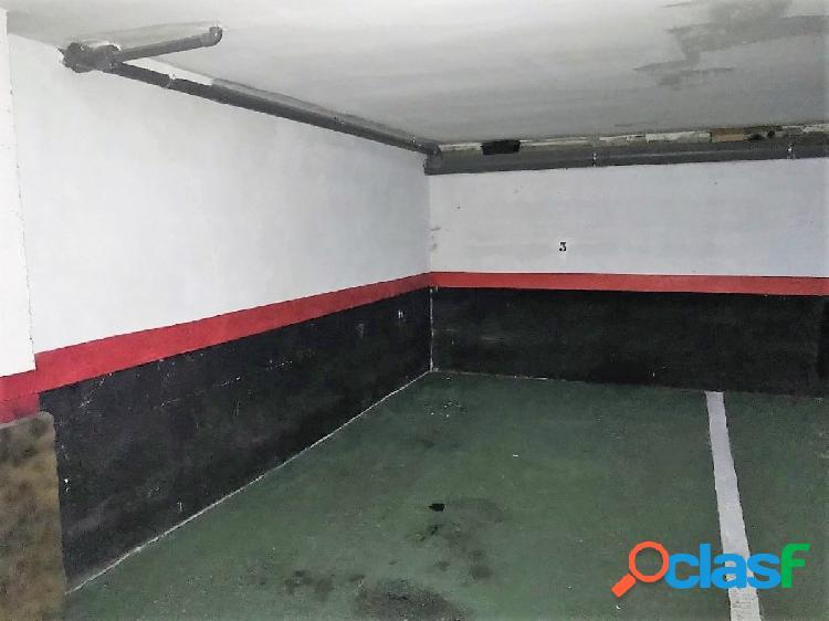 Ocasión Unica de adquirir una plaza de garaje en sitio