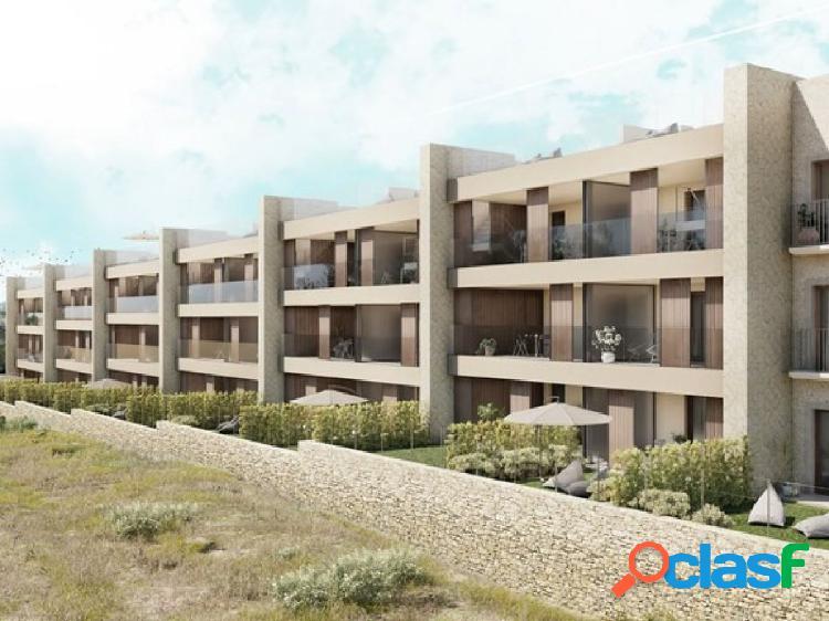 Promoción viviendas de dos y tres dormitorios