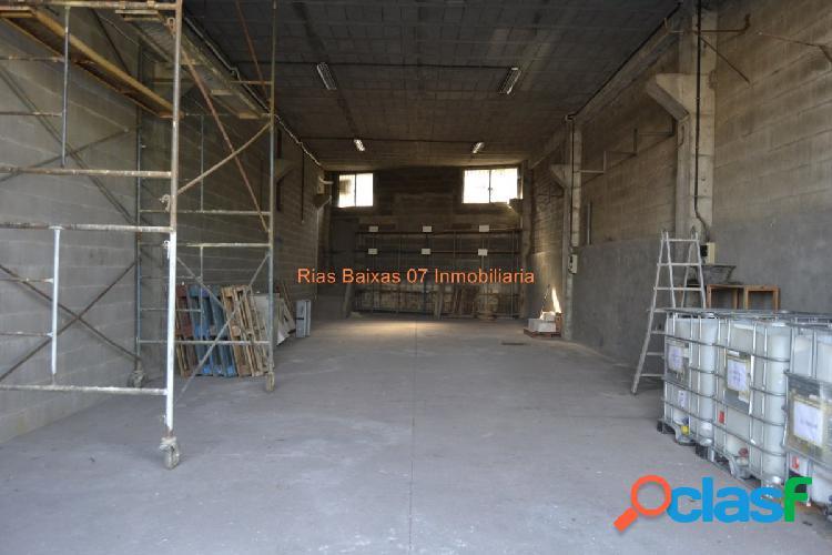 REF 2755 NAVE COMERCIAL DE 450m2 CON OFICINAS (PORRIÑO)