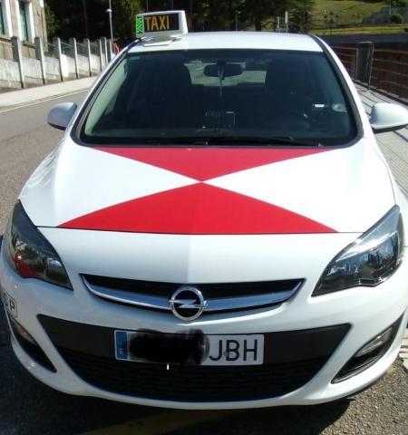 Se vende taxi en Vigo