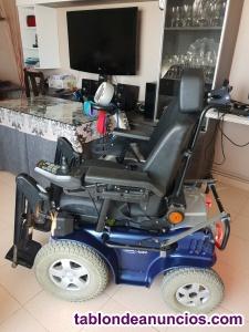 Silla de ruedas eléctrica invacare g50