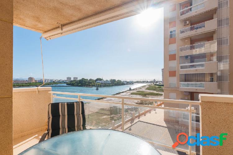 Estupendo apartamento con vistas al mar, La Manga.