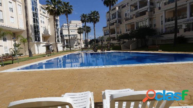 Preciosa Planta Baja con gran terraza en playa San Juan