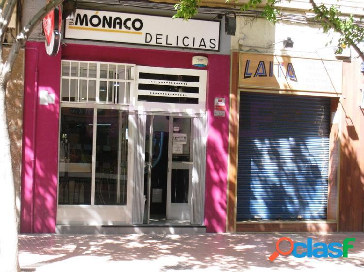 Se alquila local de 59 m² próximo Avda. Valencia - Ciudad