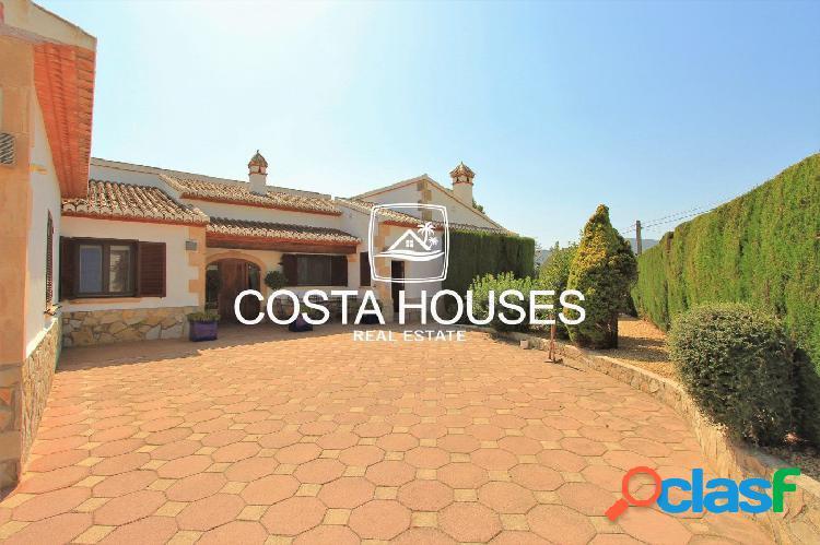 Tradicional Villa Mediterránea en Javea · LLUCA | SUR · 4