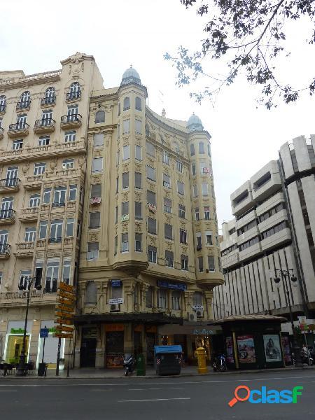 Alquilamos estas oficinas en pleno centro de Valencia