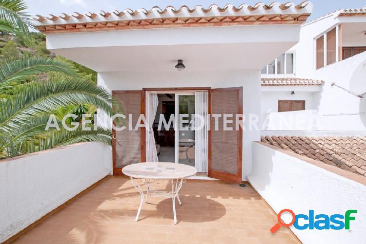 Apartamento con vistas al mar en La Sella