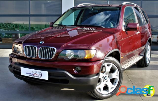 BMW X5 gasolina en Almagro (Ciudad Real)