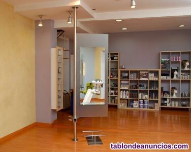 Mobiliario peluquería por cierre