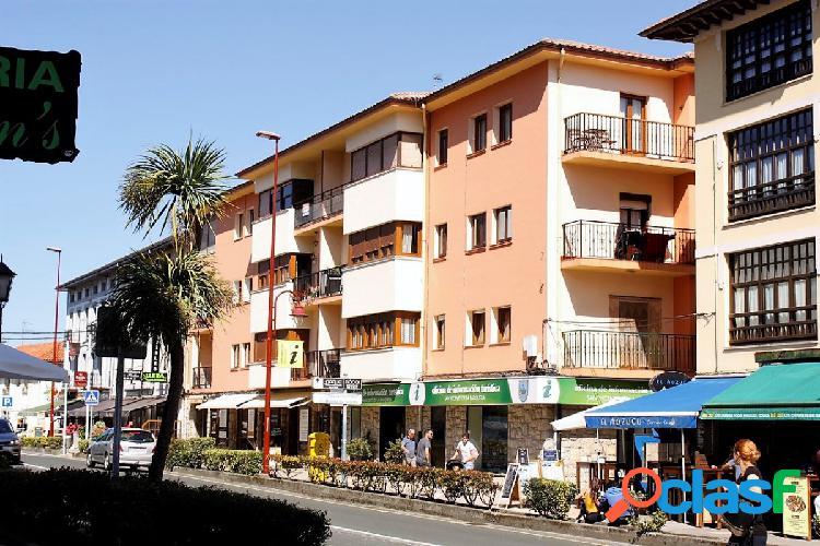 Piso en el centro de San Vicente de la Barquera.