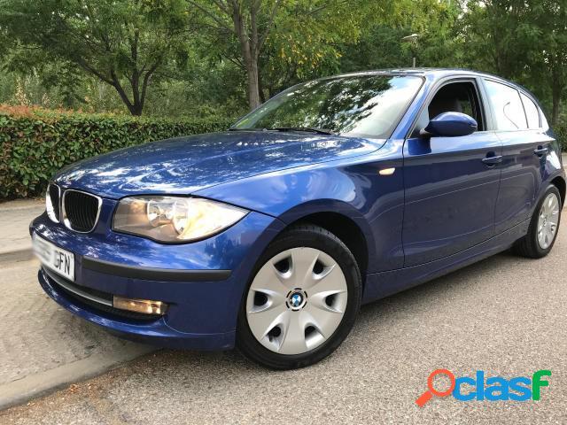 BMW Serie 1 diesel en Madrid (Madrid)