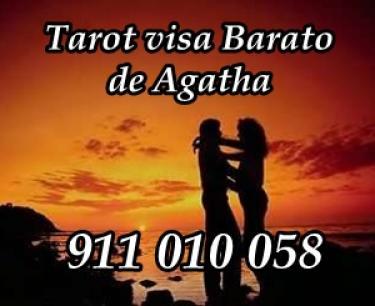 Tarot Visa barato y bueno 5€ AGATHA