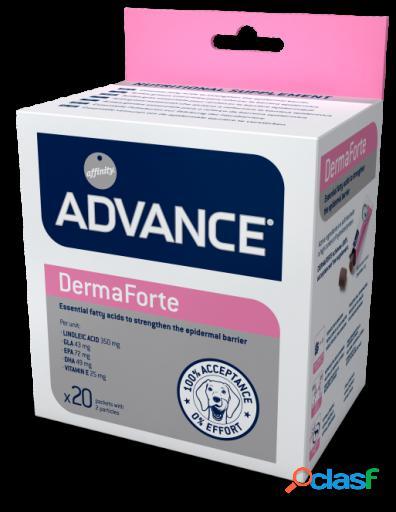 Advance Derma Forte Individual para Perros 20 Partículas