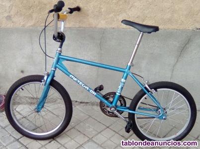 Bici meteor bh años 80