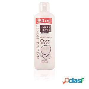 COCO ADDICTION gel de ducha 750 ml